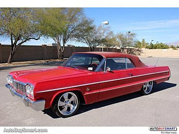1964 Chevrolet Impala for sale 100721219