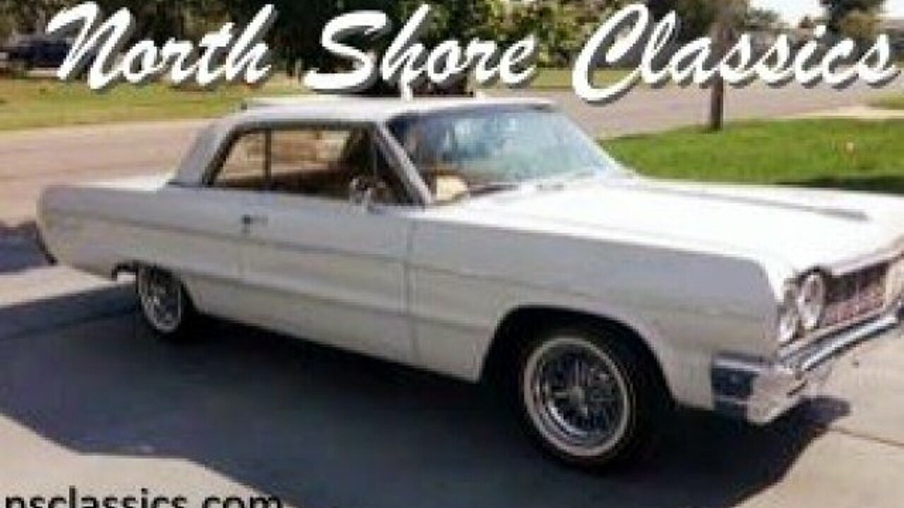 1964 Chevrolet Impala for sale 100775787