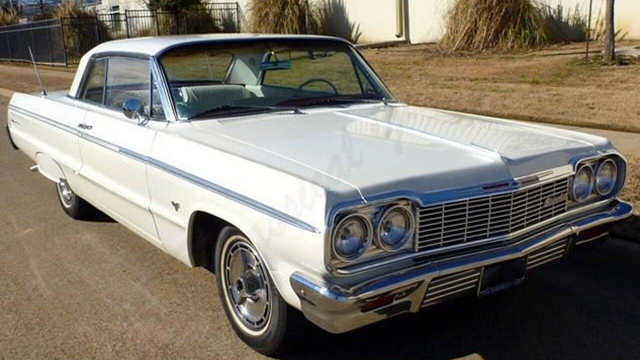 1964 Chevrolet Impala for sale near Arlington, Texas 76001 ...
