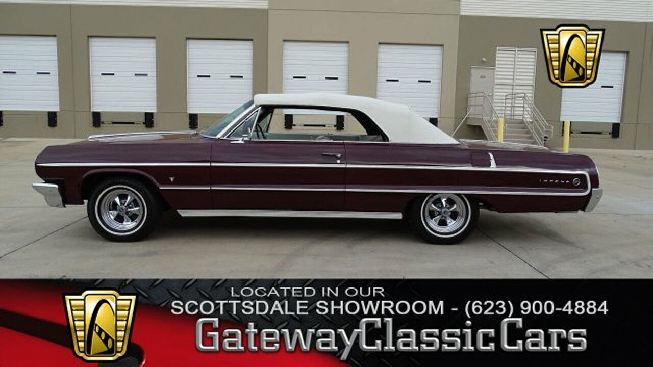 1964 Chevrolet Impala for sale 100965169