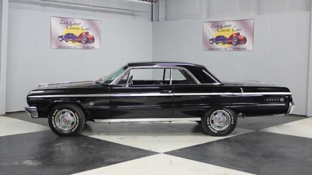 1964 Chevrolet Impala for sale near Lillington, North Carolina 27546 ...