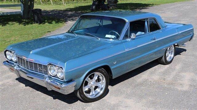 1964 Chevrolet Impala Classics for Sale - Classics on ...