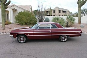 1964 Chevrolet Impala for sale 100826847