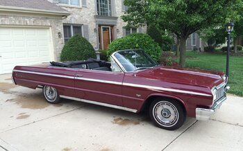 1964 Chevrolet Impala SS for sale 100890328
