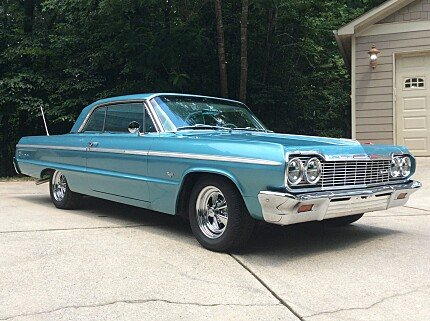 1964 Chevrolet Impala SS for sale 101027851