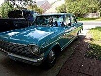1964 Chevrolet Nova Classic Cars For Sale Classics On