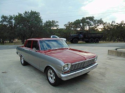 1964 Chevrolet Nova for sale 100942647