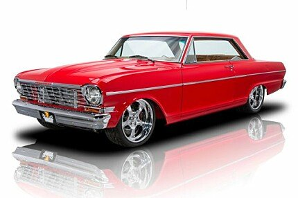 1964 Chevrolet Nova for sale 100862572