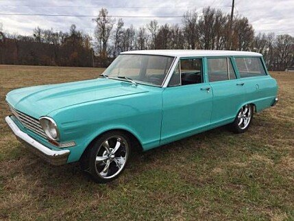 1964 Chevrolet Nova for sale 100924327