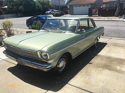 1964 Chevrolet Nova Sedan for sale 100990629