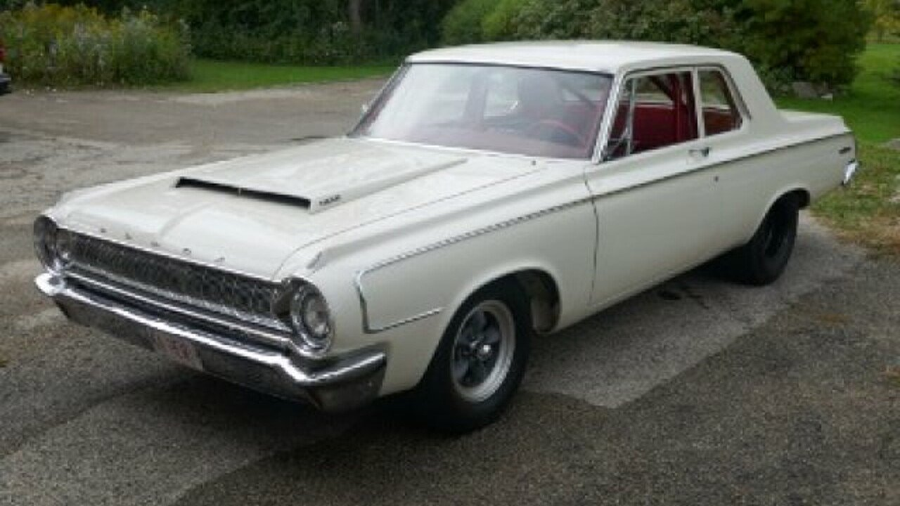 1964 Dodge 330 for sale 100910132