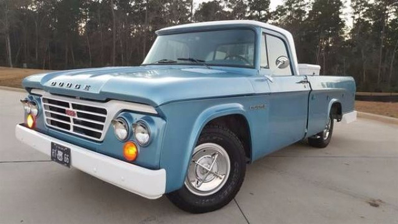 1964 Dodge D/W Truck Clics for Sale - Clics on Autotrader