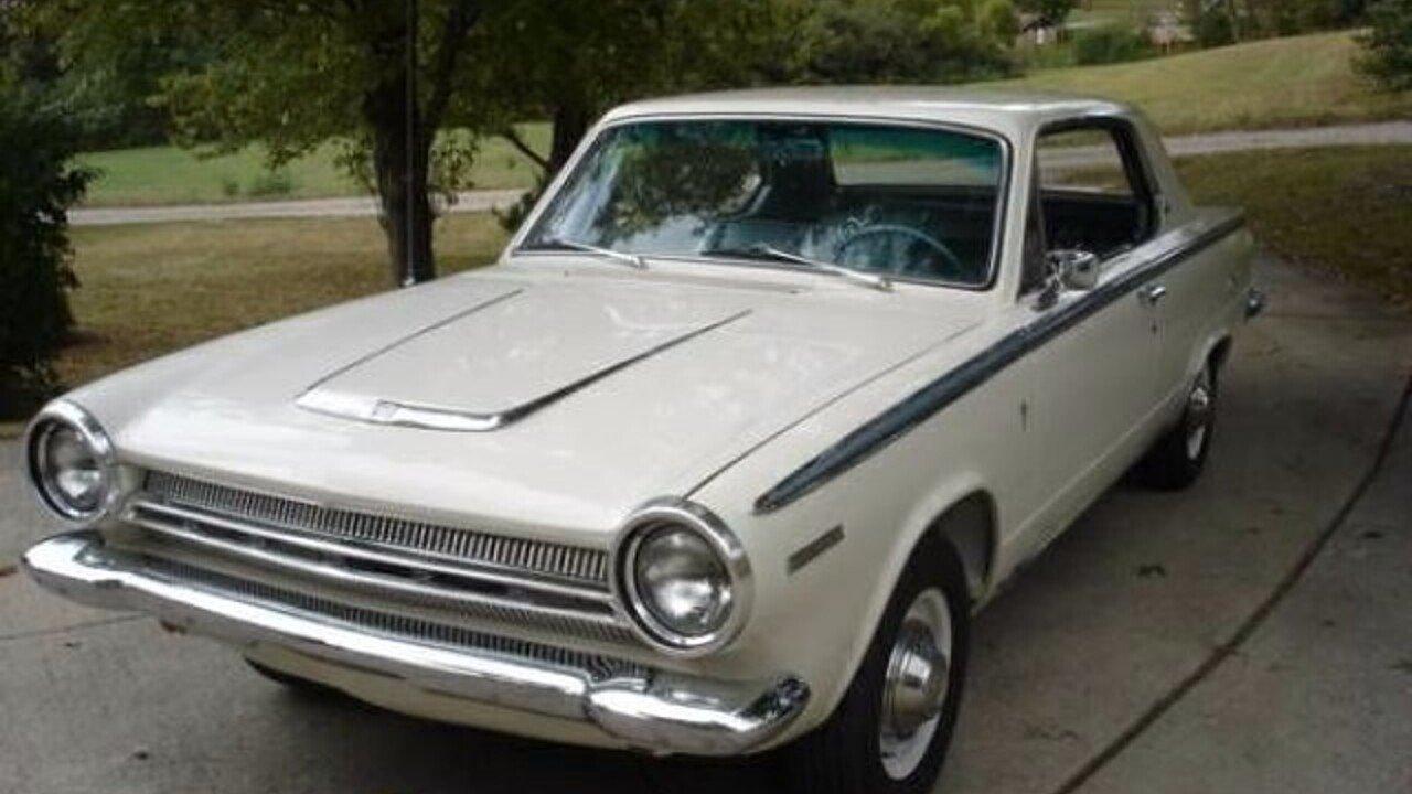 1964 Dodge Dart For Sale Near Cadillac Michigan 49601