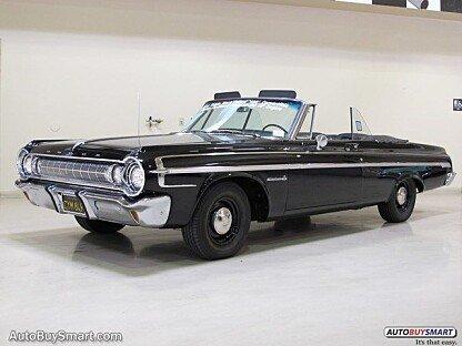 1964 Dodge Polara for sale 100721134