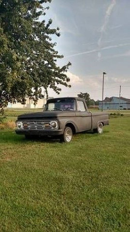 1964 Ford F100 for sale 100826937