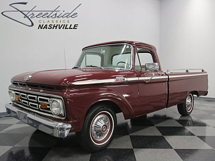 1964 Ford F100 for sale 100890309