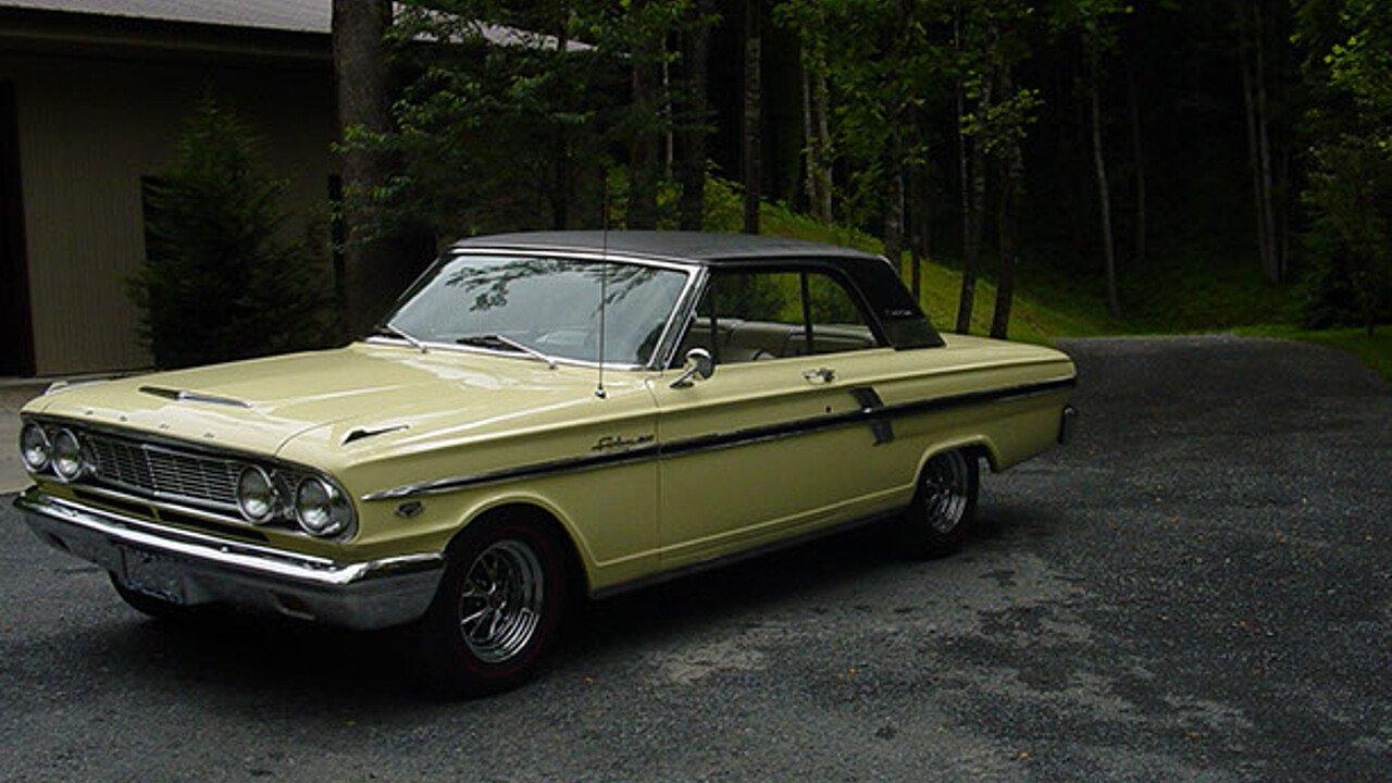 Ford Fairlane Classics For Sale On Autotrader 1964 Gran Torino