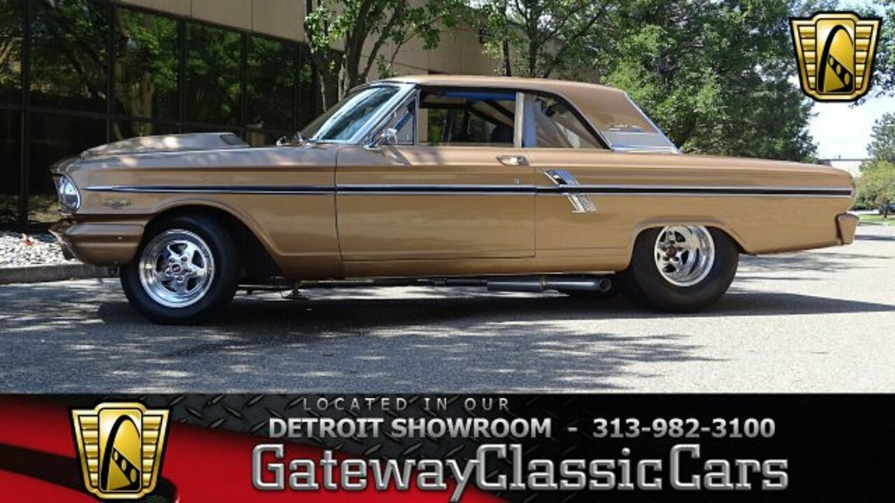Ford Fairlane Drag Car For Sale