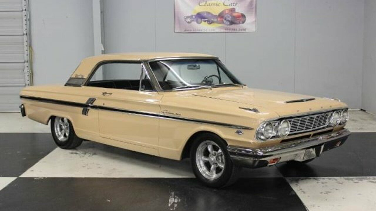 1964 Ford Fairlane for sale near Lillington, North Carolina 27546 ...