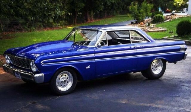 1964 Ford Falcon for sale 100898667 & Ford Falcon Classics for Sale - Classics on Autotrader markmcfarlin.com