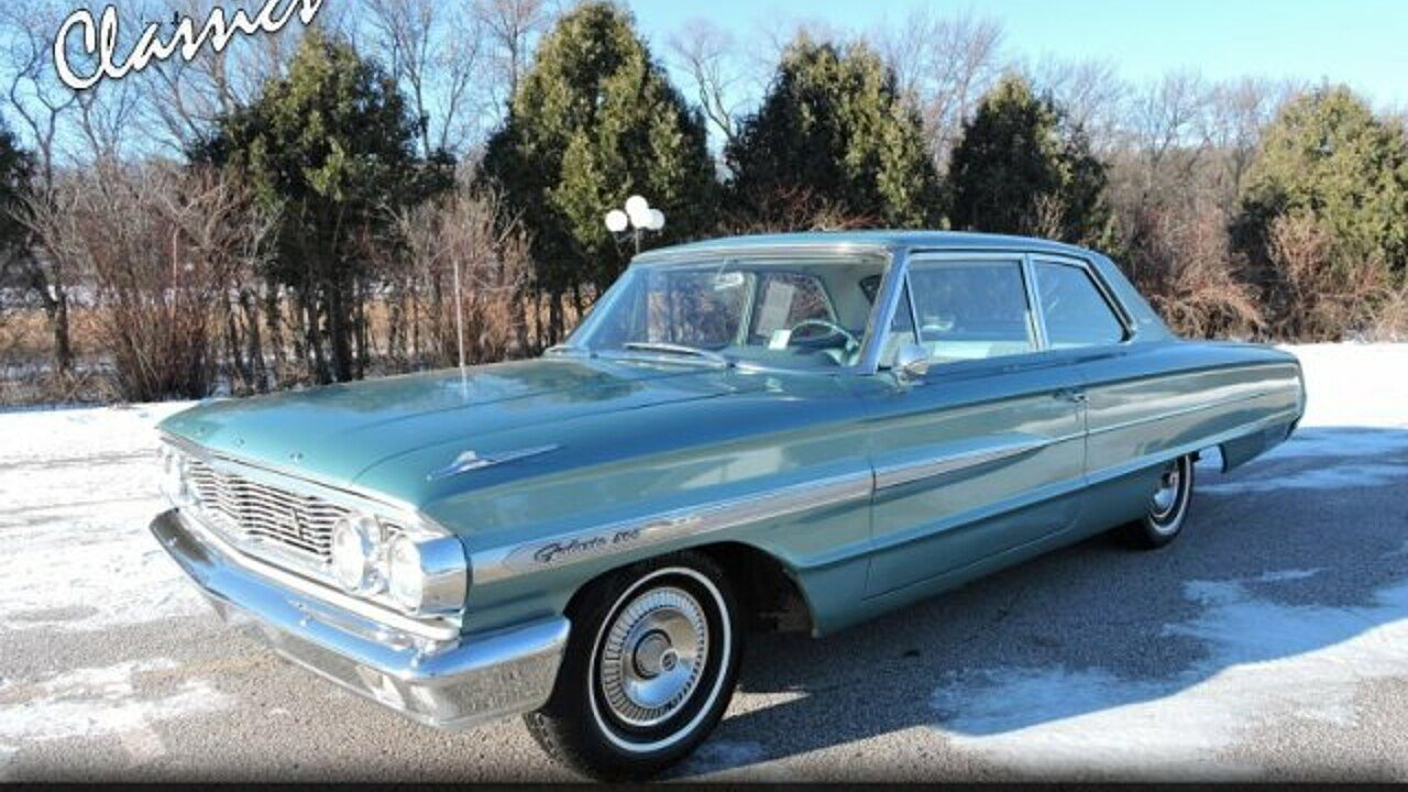 1964 Ford Galaxie for sale 100929655
