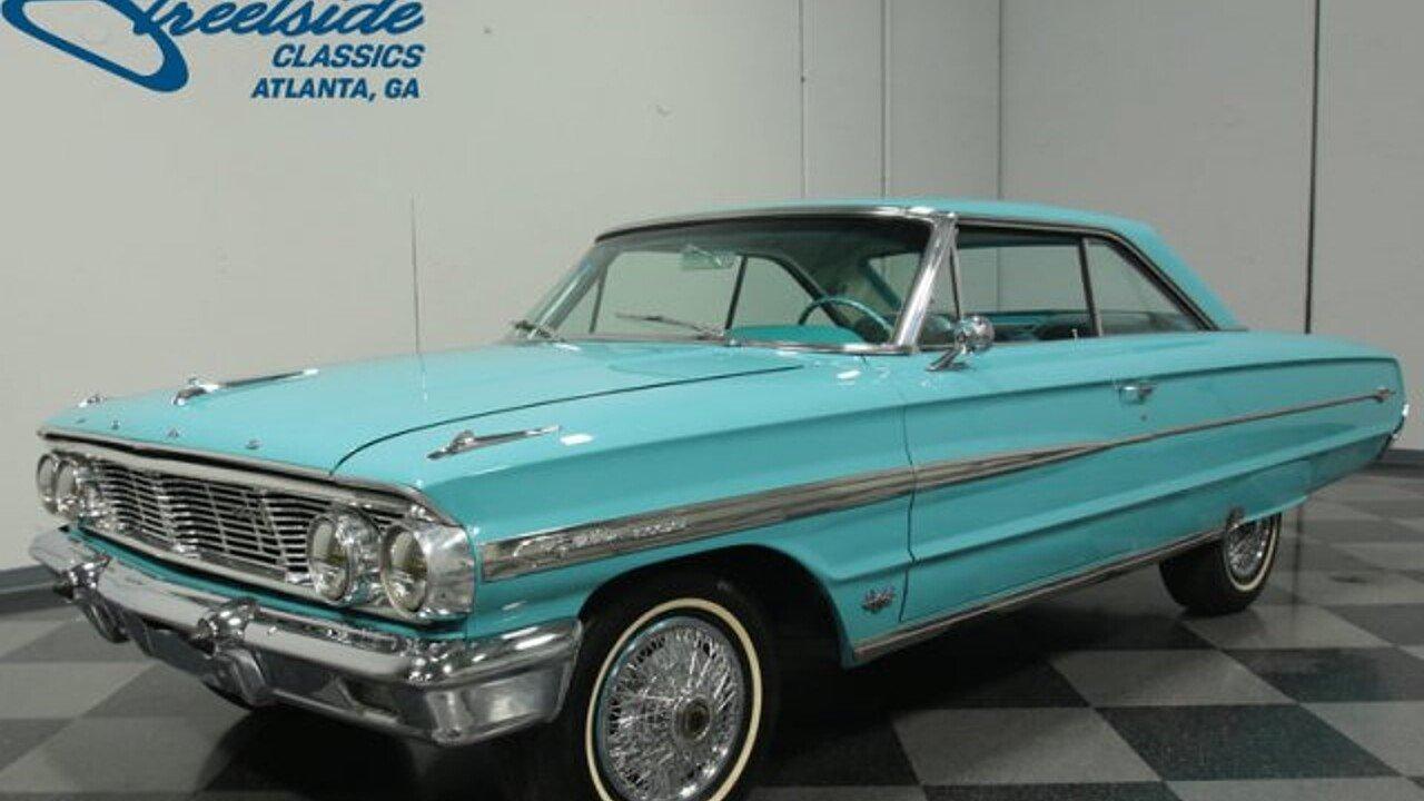 1964 Ford Galaxie for sale near Lithia Springs, Georgia 30122 ...