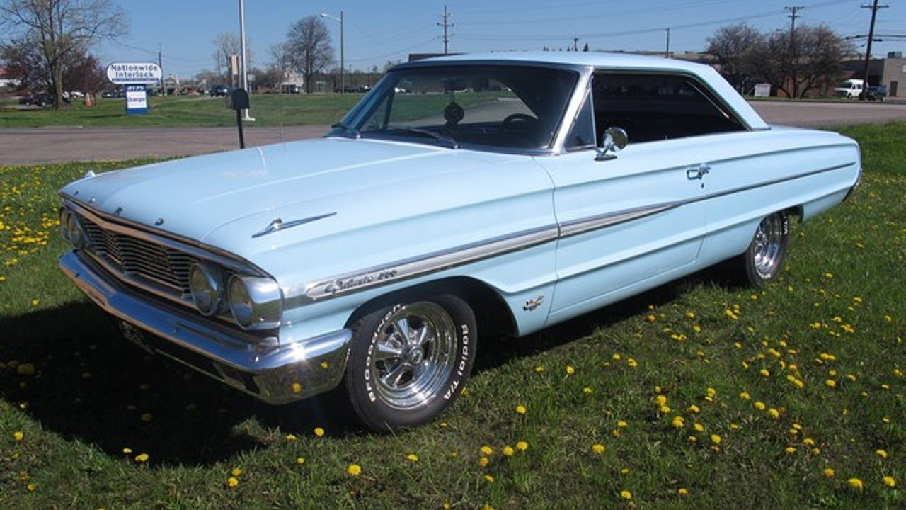 1964 Ford Galaxie for sale 100985868