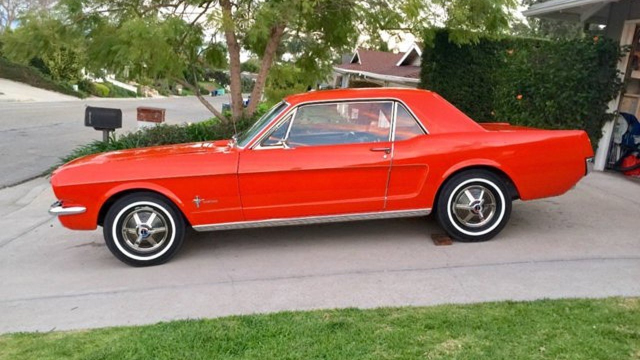 1964 Ford Mustang Classics for Sale - Classics on Autotrader