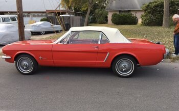 1964 Ford Mustang Convertible for sale 100929214