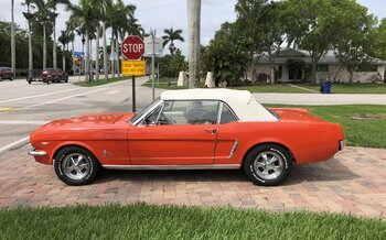 1964 Ford Mustang Convertible for sale 101005668