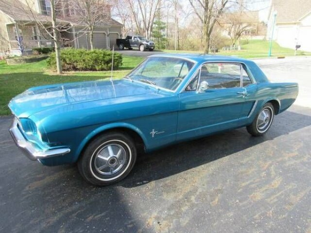 1964 Ford Mustang muscle and pony cars Car 100856877 400b98c50405a0eb7695d6983848eb49?r=fit&w=430&s=1 1964 ford mustang classics for sale classics on autotrader 1970 Mustang Wiring Harness at creativeand.co