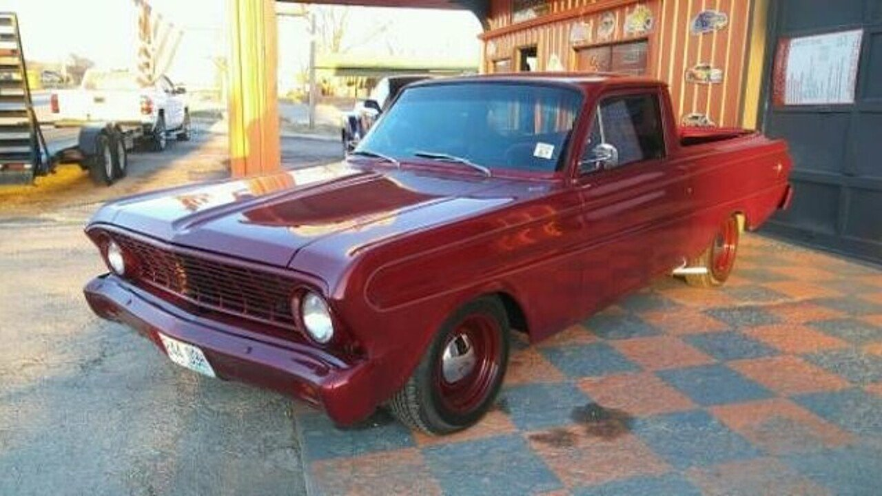 1964 Ford Ranchero for sale 100860652