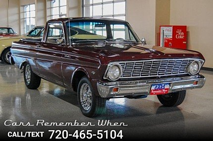 1964 Ford Ranchero for sale 101012561