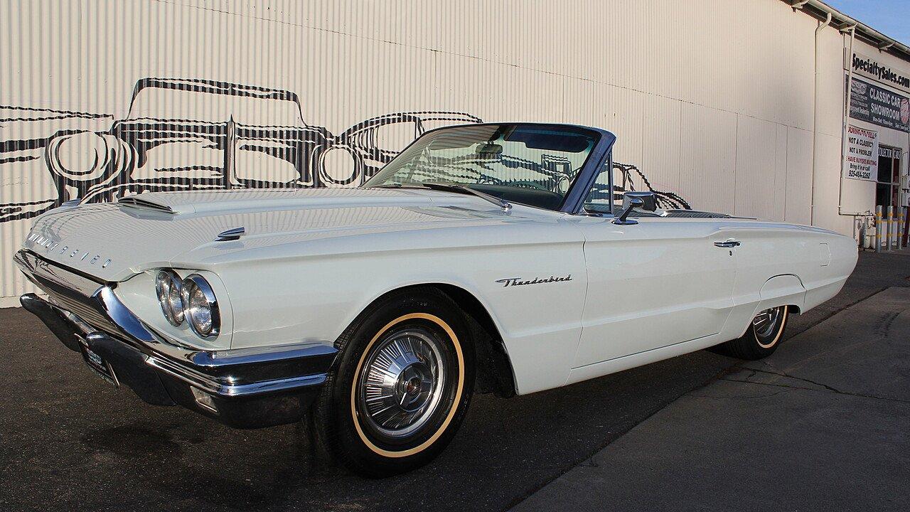 1964 ford thunderbird for sale 100931329