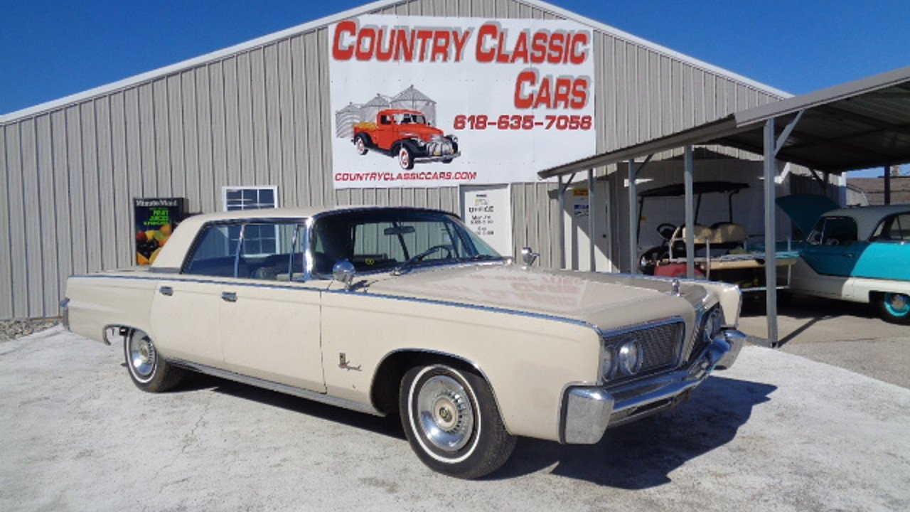 1964 Imperial Crown for sale near Staunton, Illinois 62088 ...