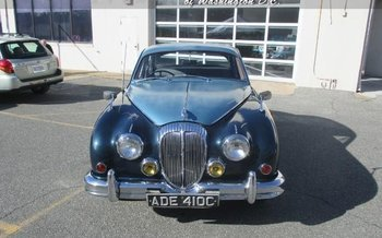 1964 Jaguar Mark II for sale 100866821