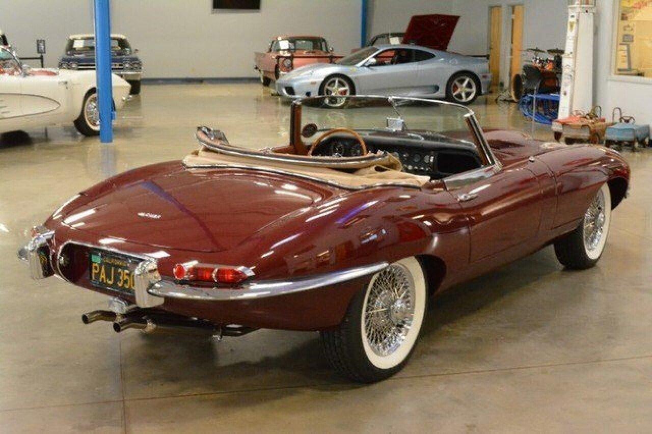 Classic Cars For Sale Auto Trader Com: 1964 Jaguar XK-E For Sale Near Salem, Ohio 44460
