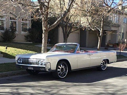 1964 Lincoln Continental for sale 100897045