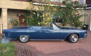 1964 Lincoln Continental for sale 100998371