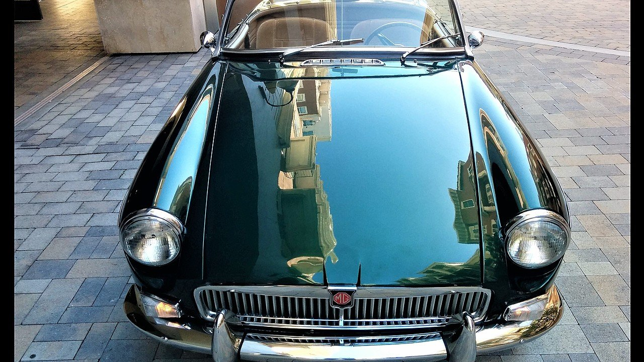 MG MGB Classics for Sale - Classics on Autotrader