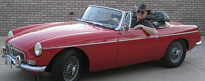 1964 MG MGB for sale 100972933