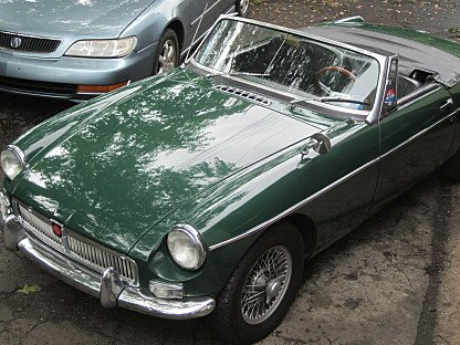 1964 MG MGB for sale 101007000