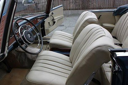 1964 Mercedes-Benz 220SE for sale 100919712