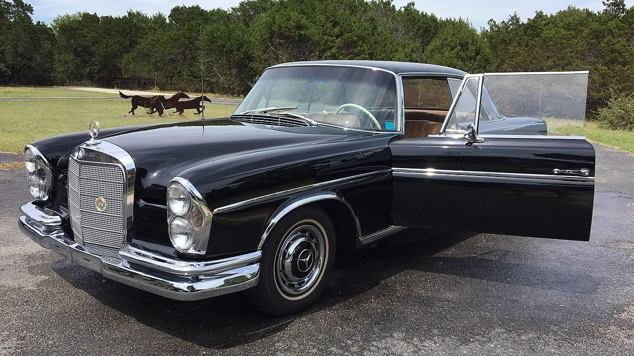 1964 Mercedes-Benz 220SEB for sale 101011921