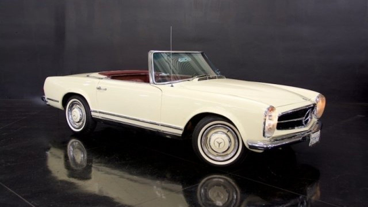 1964 Mercedes-Benz 230SL for sale 100813631