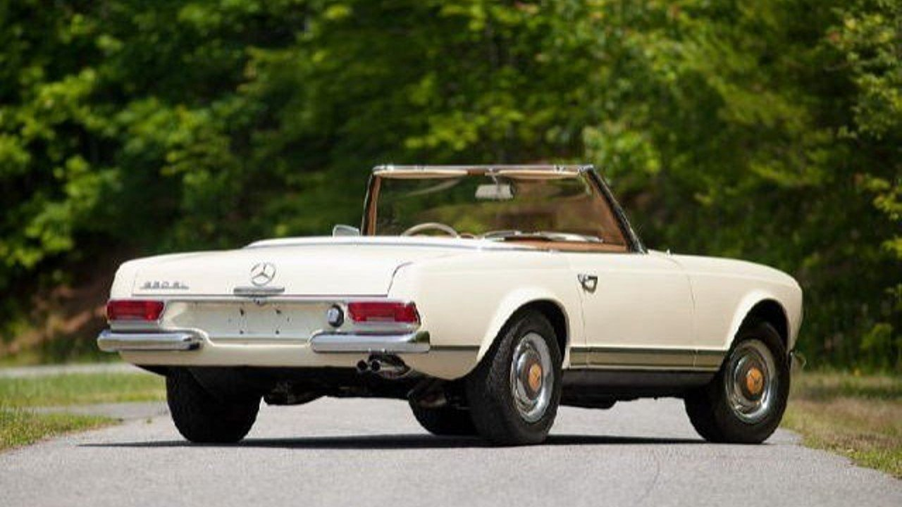 1964 Mercedes-Benz 230SL for sale near Hickory, North ...