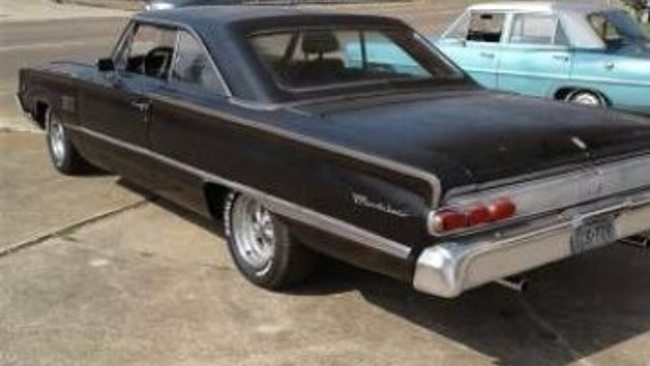 1964 Mercury Montclair for sale 100913952