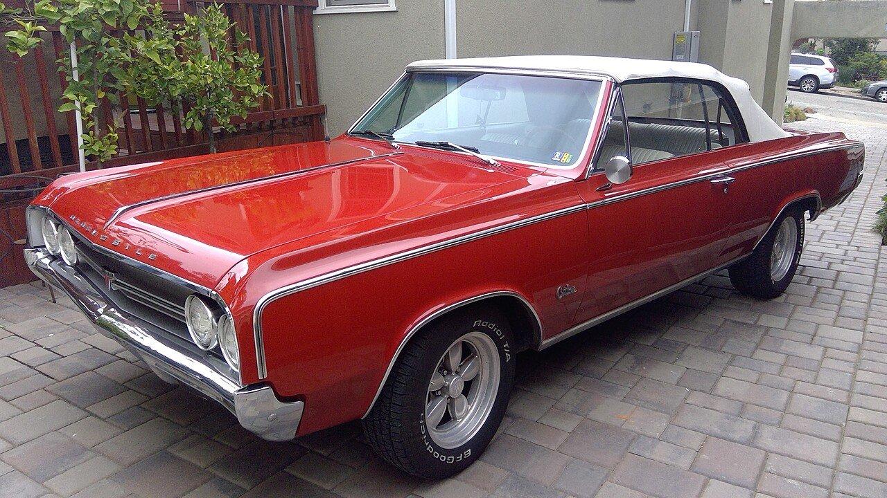 1964 Oldsmobile Cutlass for sale near Seal Beach, California 90740 ...