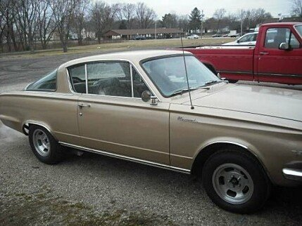 1964 Plymouth Barracuda for sale 100826661