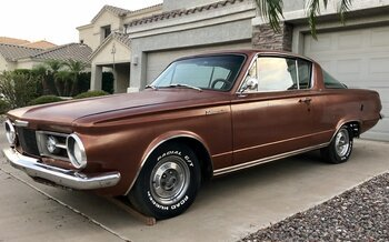 1964 Plymouth Barracuda for sale 101032764